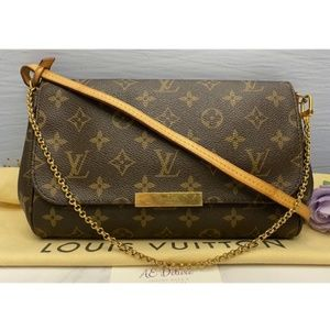 Favorite MM Monogram Clutch Purse (MI3174)